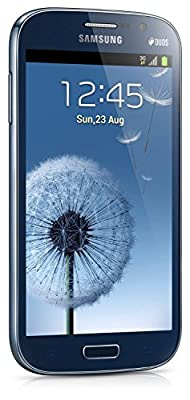 Refurbished Samsung Galaxy Grand Duos GT-I9082 (Metallic Blue)