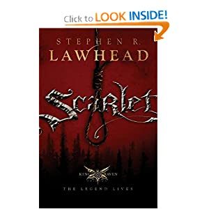 Scarlet (The King Raven, Book 2) by