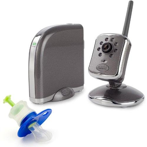 Summer Infant 28130 Connect Internet Baby Camera System with Medicine Dispenser