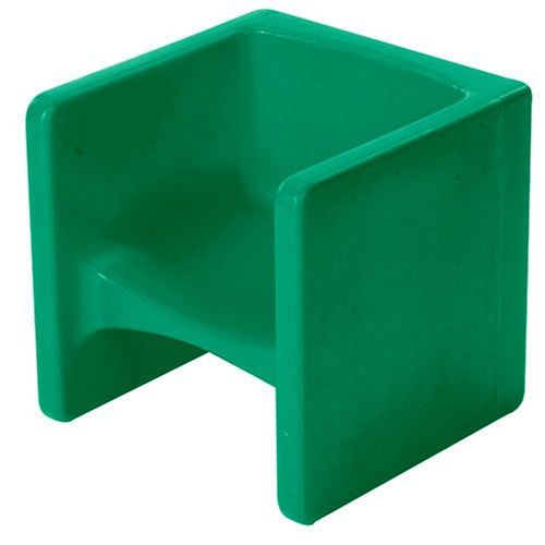 Children S Factory Chair Cube Green Jenniferjgreeneee