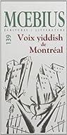 Moebius, No 139 : Voix Yiddish de Montreal