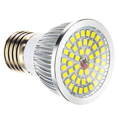 Dimmable E27 1.5-7.5W 48X2835Smd 100-650Lm 2700-3500K Warm White Light Led Spot Bulb (220-240V)