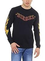 Diesel Sudadera T-Priya (Negro)