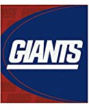 NFL New York Giant Large Napkins 2- 16 Packs ( 32 Total Count)