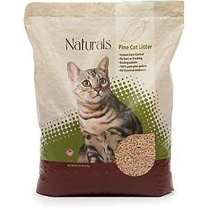 Naturals Pine Cat Litter, 20 lbs.