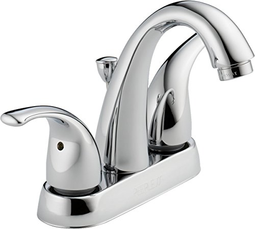 Peerless P299695LF Apex Two Handle Lavatory Faucet, Chrome (Peerless Bath Faucet compare prices)