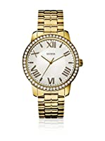 Guess Reloj de cuarzo Woman W0329L2 Oro 42 mm