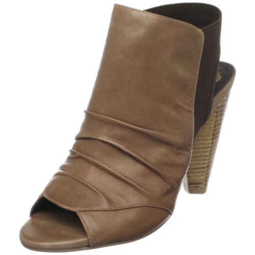 Vince Camuto Women's Corrina Boot,Beach/Dark Brown,7.5 M US