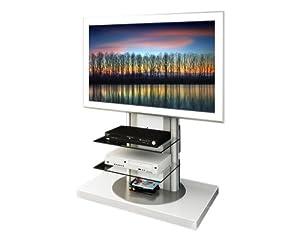 Triskom R1 TV Stand for LCD, LED or Plasma Screens 32,37,40,42,46,47,50,52 inch by SAMSUNG, SONY, PHILIPS, TOSHIBA, PANASONIC, LG, JVC