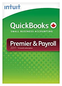 QuickBooks Premier Plus Payroll 2011 [Old Version]