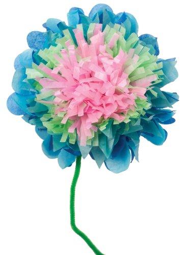 Make Giant Paper Flowers Kit-
