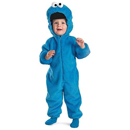 GSG C (Cookie Monster Bodysuit Adult Mens Costumes)