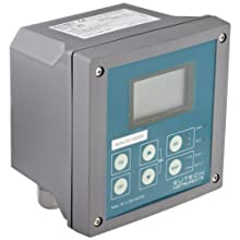 Eutech DO 2000 Advanced Dissolved Oxygen Controller, 1/2-DIN
