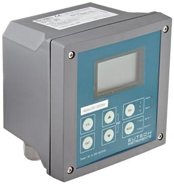 Eutech DO 2000 Advanced Dissolved Oxygen Controller, 1/2-DIN