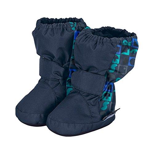 STERNTALER Baby- Schneeschuh Baby-Schuhe, Größe 24, blau