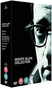 The Woody Allen Collection - Vol. 1 Annie Hall/Bananas/Everything You Always Wanted To Know About Sex/Love and Death/Manhattan/Sleeper [DVD]