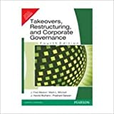 img - for Takeovers, Restructuring, and Corporate Governance -International Edition book / textbook / text book