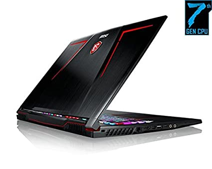MSI GE73VR-7RF 9S7-17C112-086 Core i7 1.25TB 16GB Windows 17.3 Inch 8GB Graphics