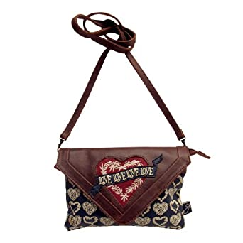 Jan Constantine Romany Mini Satchel Shoulder Bag