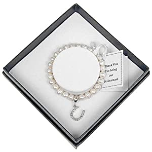Equilibrium Jewellery - Fresh Water Pearl Bridesmaid Bracelet