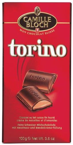 Chocolat au lait Torino CAMILLE BLOCH, 100g