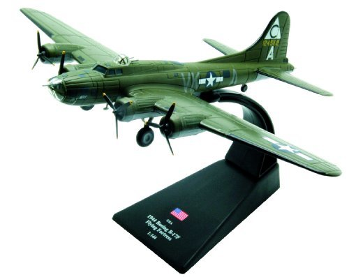 Boeing B-17F Flying Fortress diecast 1:144 model (Amercom LB-2) Model: LB-2