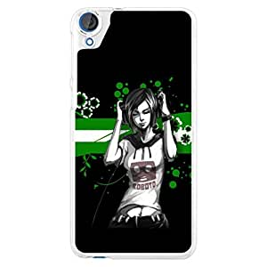 a AND b Designer Printed Mobile Back Cover / Back Case For HTC Desire 826 (HTC_826_753)