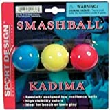 Sport Design Replacement Beach Balls for Beachball Smashball Kadima Watercolors (Set of three balls in Assorted colors )