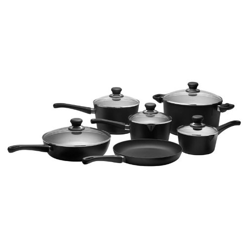 Scanpan Classic 11 Piece Deluxe Cookware Cookwareset