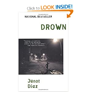 drown by junot diaz The recent revelations about dominican-born writer junot díaz have exposed a  from the moment his first book drown  diaz acknowledges his misogynist behavior .