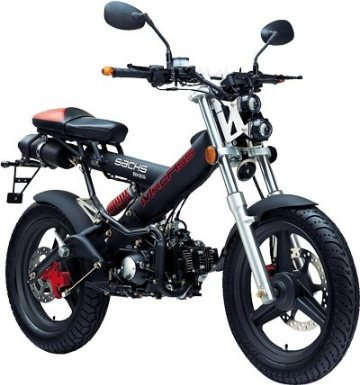 Amazon.com : Off-road Street Legal CMS 49cc Mad Ass Sport ...