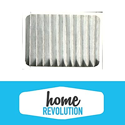 Hunter 30928 Style Home Revolution Brand Air Purifier Filter; Made to Fit Hunter Models 30057, 30059, 30067, 30078, 30079 & 30124