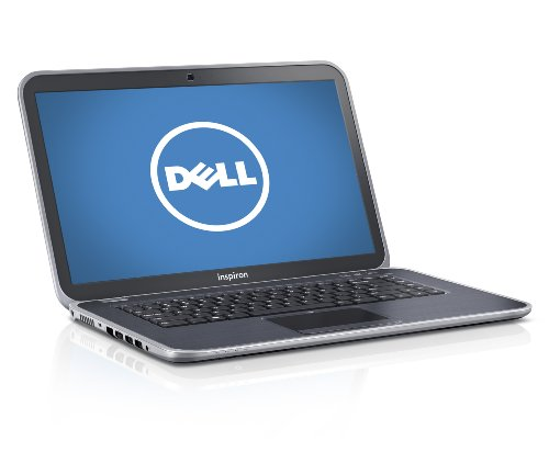 Dell Inspiron 15z i15z-1200sLV 15.6-Inch Ultrabook (1.9 GHz Intel Core i3-3227U Processor, 4GB DDR3, 500GB HDD, Windows 8) Moon Silver