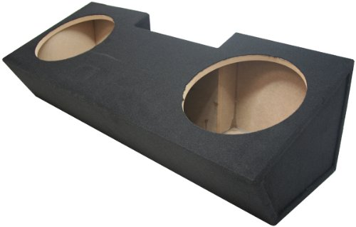 "Asc Chevy Camaro Or Pontiac Firebird Coupe 1982-1992 Dual 12"" Subwoofer Custom Fit Hatch Sub Box Speaker Enclosure"