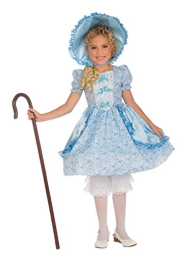 [Lil Bo Peep Toddler and Child Costume (Small)] (Lil Bo Peep Adult Costumes)