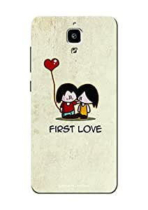 Sowing Happiness Printed Back Cover For Xiaomi Mi4