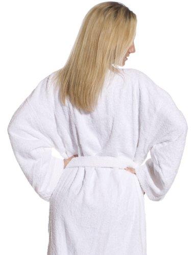 Spa Kimono Robe for Women Terry Kimono Cover up