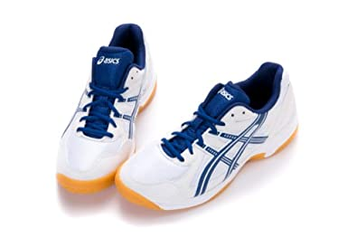 ASICS GEL-DOHA MENS Volleyball Badminto Shoes DARK BLUE B200Y-0142 (27.5 CM = Euro 43.5 = US 9.5;)