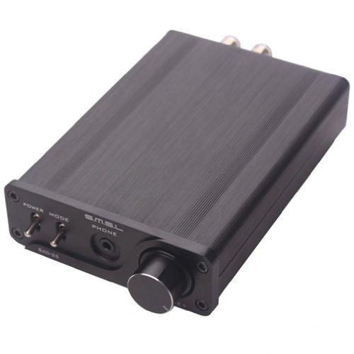 Usb Dac + Sad-25 Amp Digital Amplifier Ta2021+Headphone Amp+Power Supply 25W*2