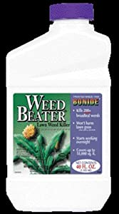 Bonide Chemical concentrate Weed Beater Lawn Weed Killer, 40-Ounce