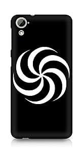Amez designer printed 3d premium high quality back case cover for HTC Desrie 826 (Design 1)