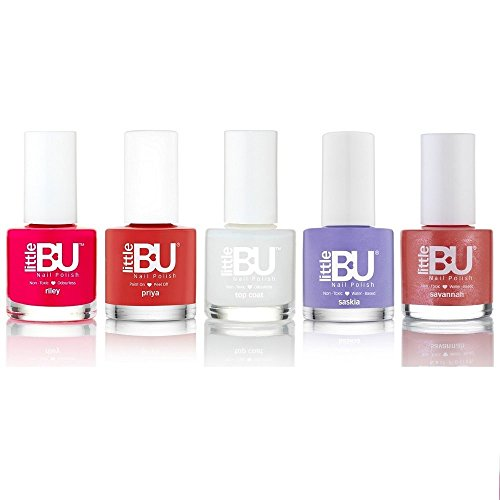 little-bur-water-based-non-toxic-colour-nail-polish-for-kids-teens-and-mums-set-of-5-made-in-france