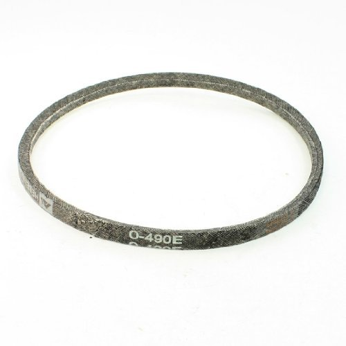 """Water & Wood Washing Machine Motor V Belt Replacement 10Mm Outer Width 19 19/64"""" Inner Girth front-621480"""