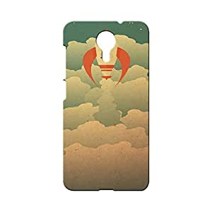 BLUEDIO Designer Printed Back case cover for Micromax Canvas E313 - G0185