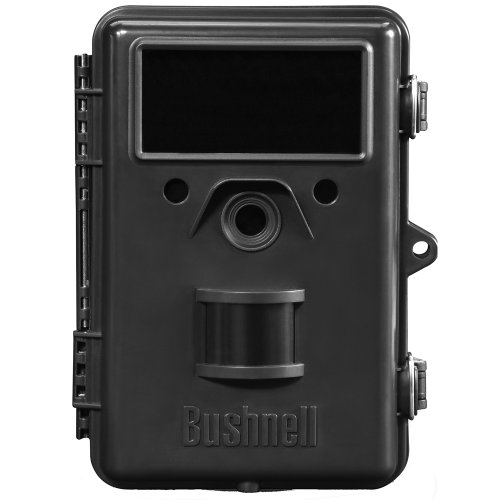 Bushnell Trophy Cam 8Mp Lo Gol Black Infrared Led Night Vis