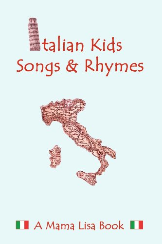 Italian Kid Songs And Rhymes: A Mama Lisa Book front-1071339