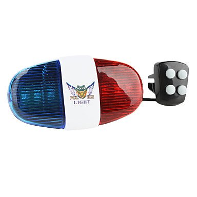 Outdoor Electric Horn Police Light For Bicycle And Motorcycle