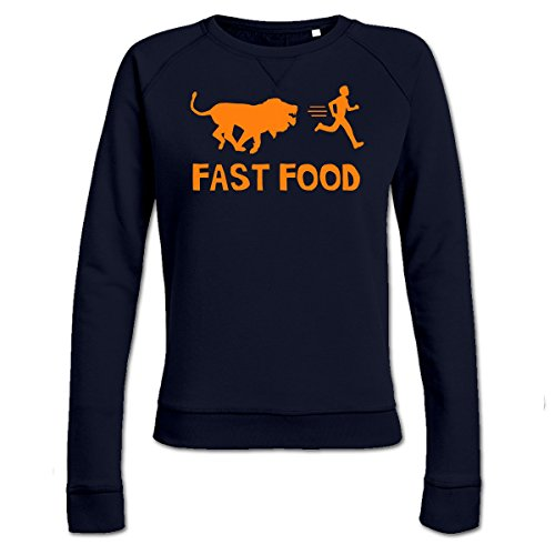 sudadera-de-mujer-fast-food-lion-human-by-shirtcity