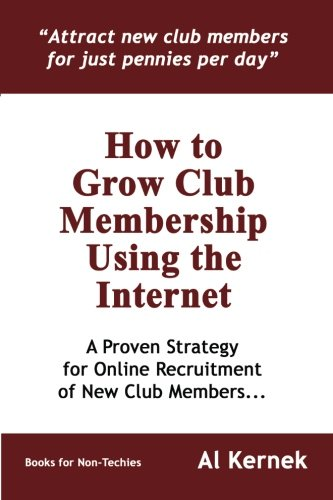 How To Grow Club Membership Using The Internet