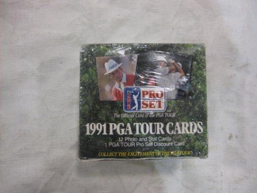 Sale alerts for Upper Deck/Konami 1991 PGA Tour Cards [Toy] - Covvet